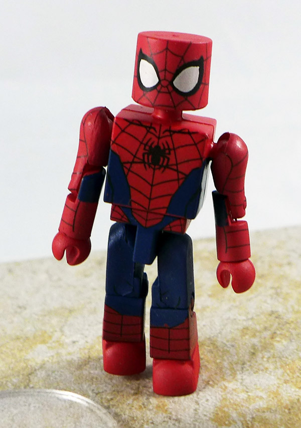 Spider-Man Loose Minimate (Walgreens Wave 7)