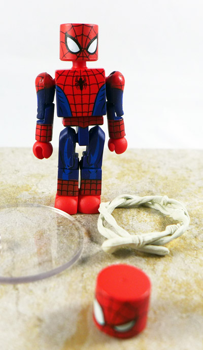 Ultimate Spider-Man Loose Minimate (Walgreens Wave 1)