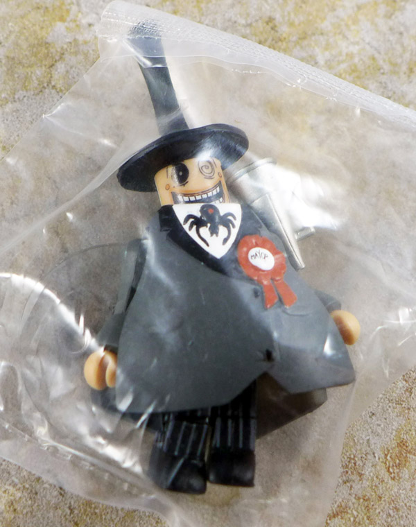 The Mayor Loose Minimate (Nightmare Before Christmas Series 1 Blind Bag)