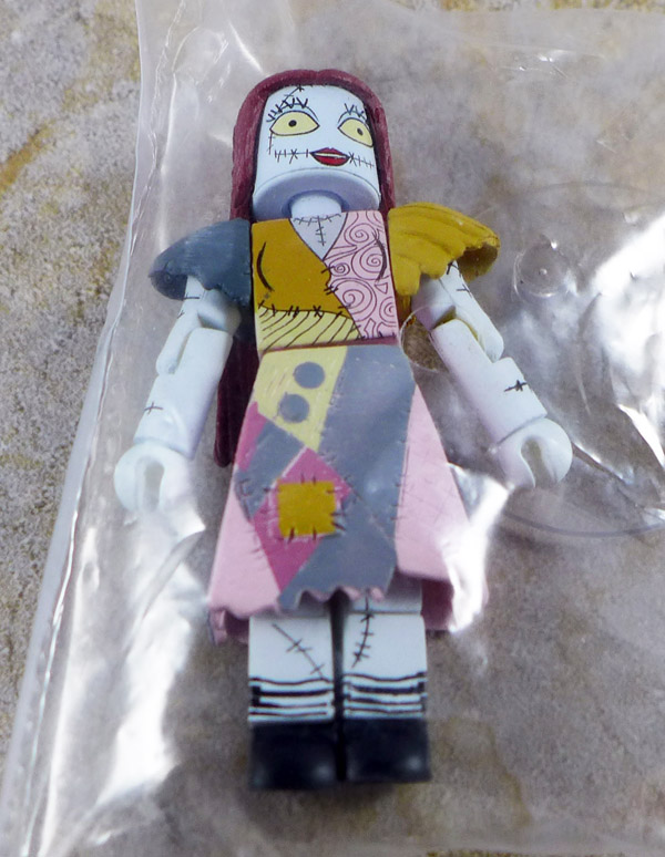 Sally Loose Minimate (Nightmare Before Christmas Series 1 Blind Bag)