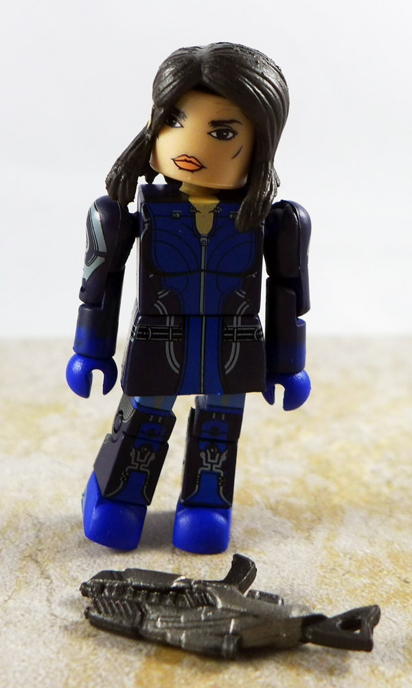 Ashley Loose Minimate (Mass Effect Blind Wave 1)