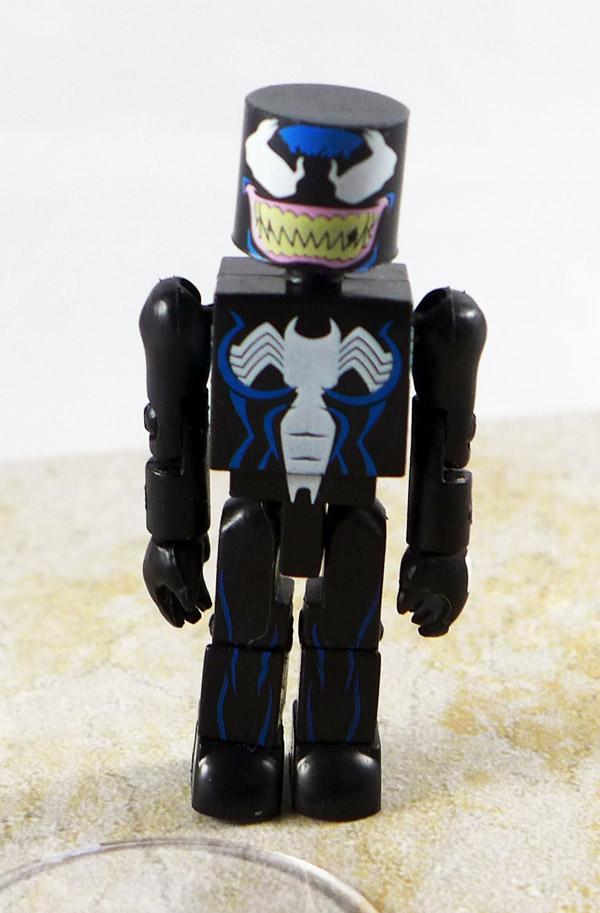Venom (Ann Weying) Partial Loose Minimate (Venom Through the Ages Box Set)