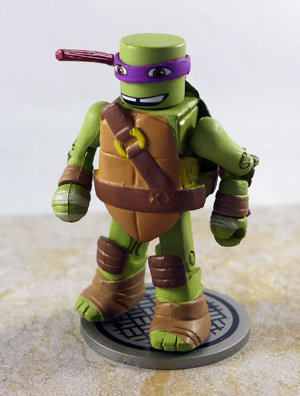 Donatello Loose Minimate (TMNT Blind Series 1)