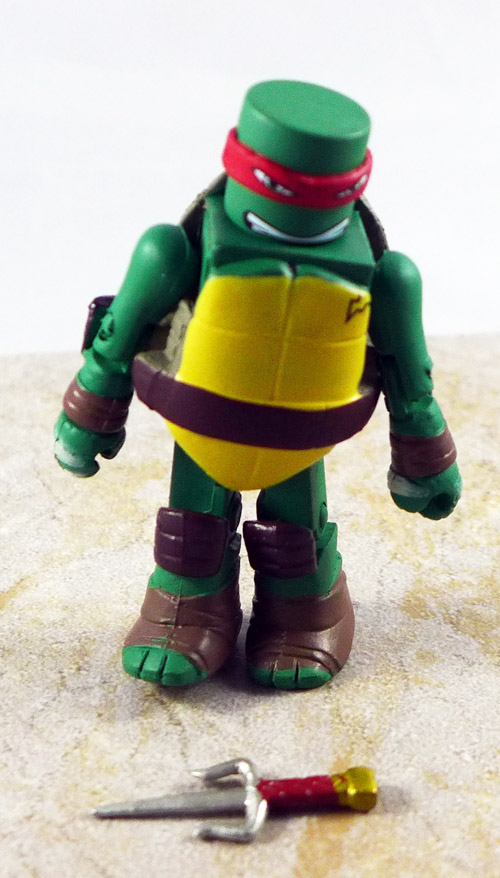 Rapheal Loose Minimate Partial (TMNT Blind Series 1)