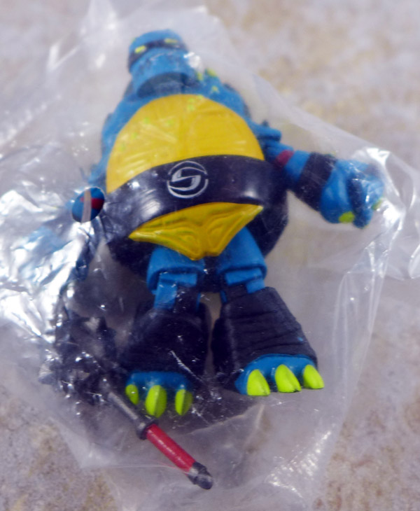Slash Loose Minimate (TMNT TRU Series 3)
