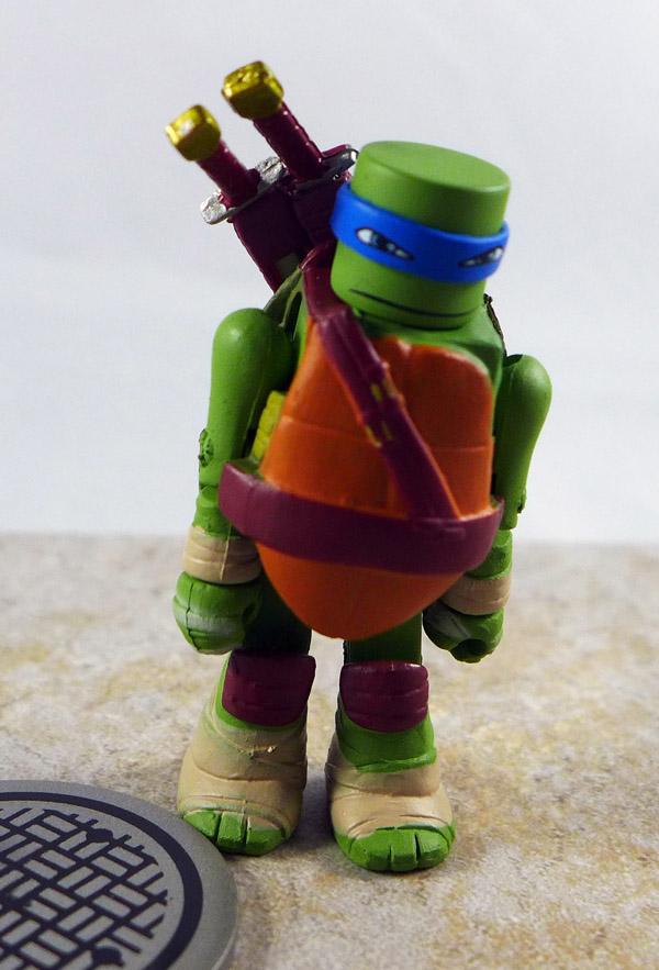 Leonardo Loose Minimate (TMNT Blind Series 1)