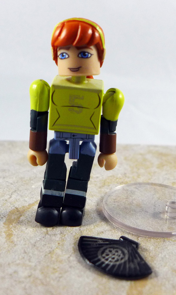 April O'Neil Loose Minimate (TMNT Blind Series 1)