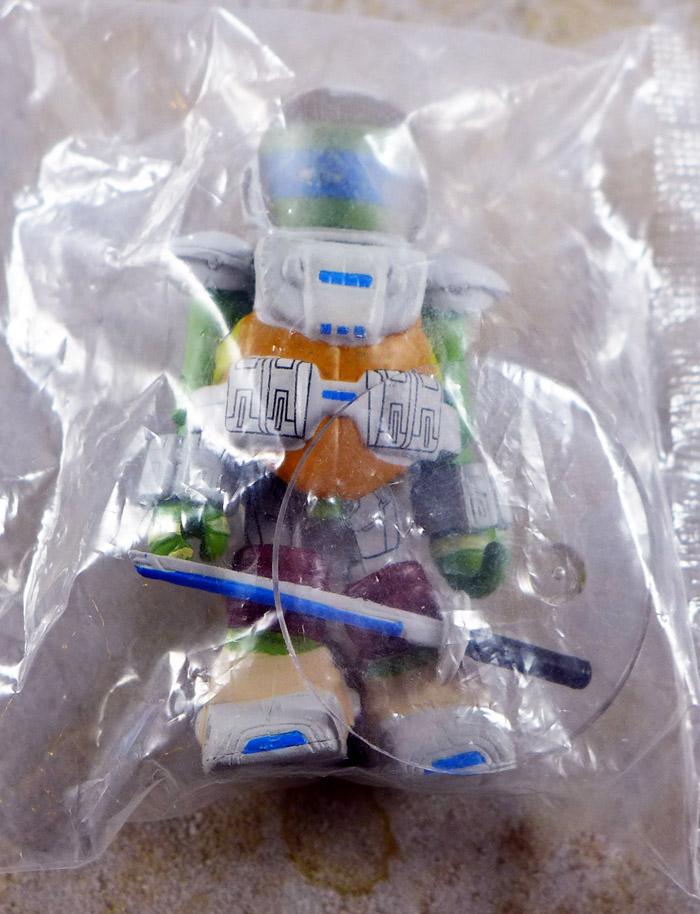Spacesuit Leonardo Loose Minimate (TMNT TRU Series 4)
