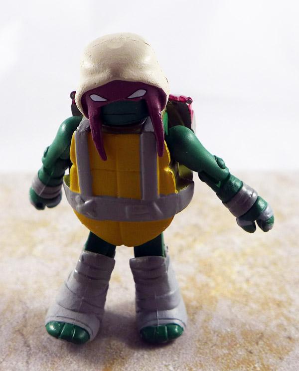 Vision Quest Raphael Partial Loose Minimate (TMNT TRU Series 3)