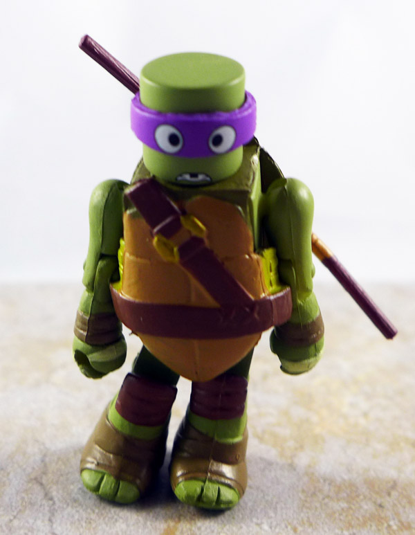 Inventor Donatello Partial Loose Minimate (TMNT Blind Series 5)