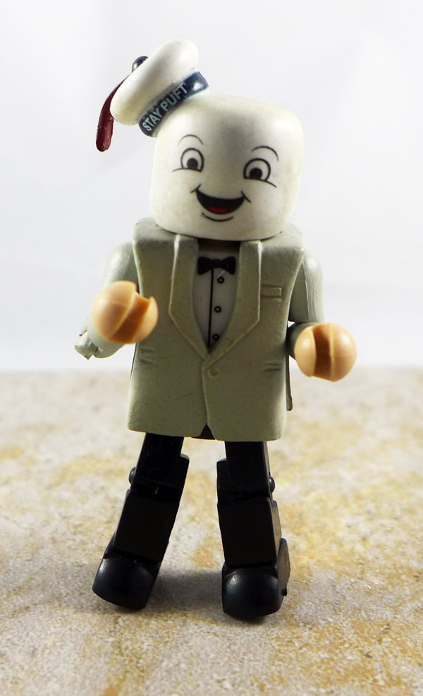 George McFly/Stay Puft Custom Loose Minimate