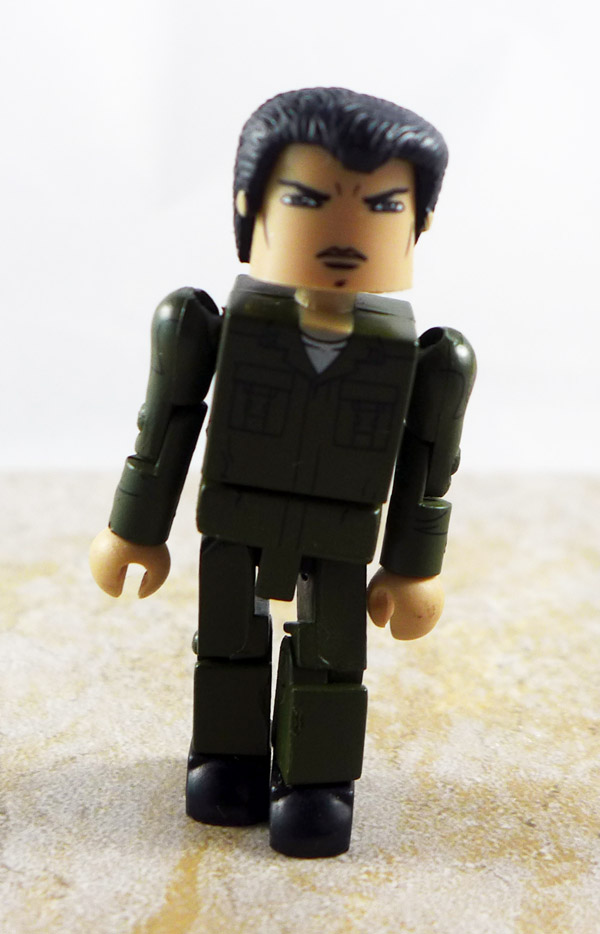 Chief Tyrol Loose Minimate (TRU Battlestar Galactica Wave 2)