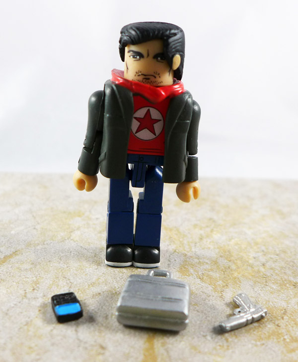 Augustus Paulson Loose Minimate (Thief of Thieves Box Set)