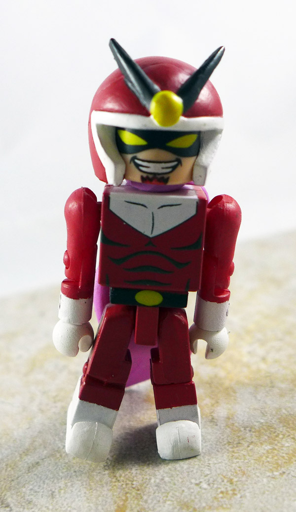 Viewtiful Joe Loose Minimate (Marvel vs. Capcom TRU Wave 2)