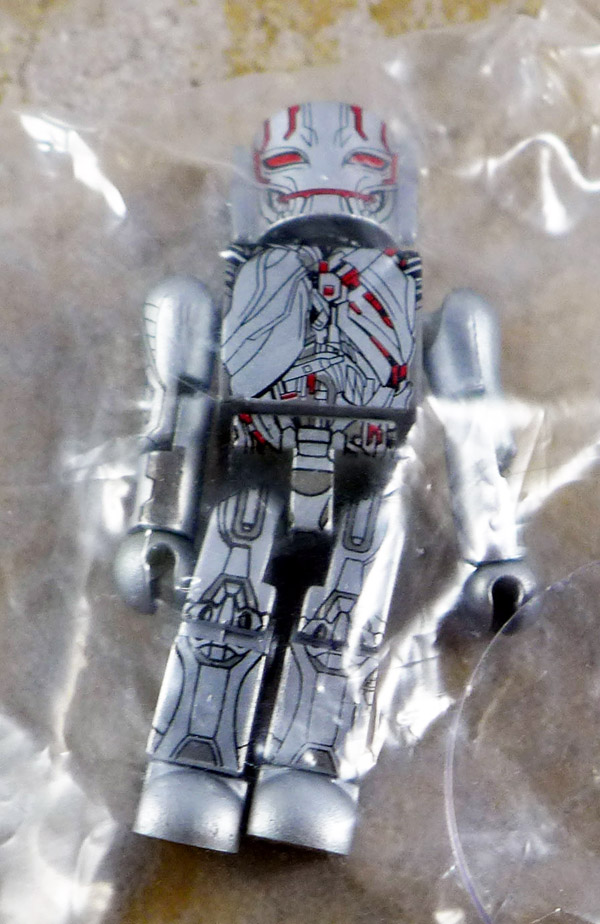 Sub-Ultron Red Loose Minimate (Age of Ultron Blind Bag)