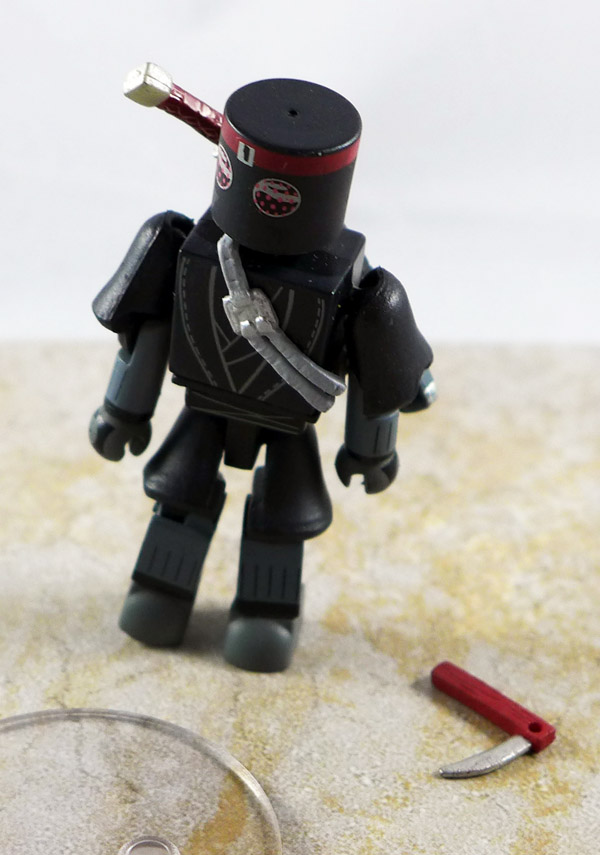 Foot Soldier Loose Minimate (TMNT Blind Series 1)