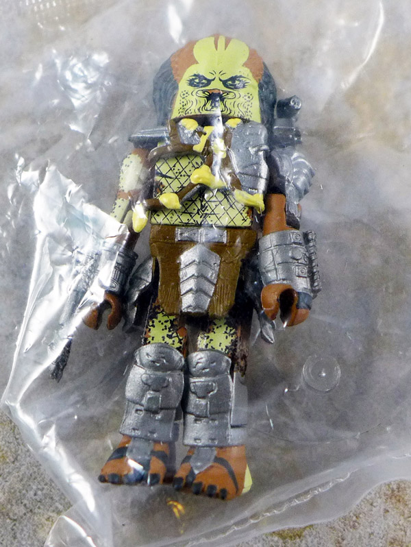 Jungle Predator Loose Minimate (Predator Blind Bag Series 1)