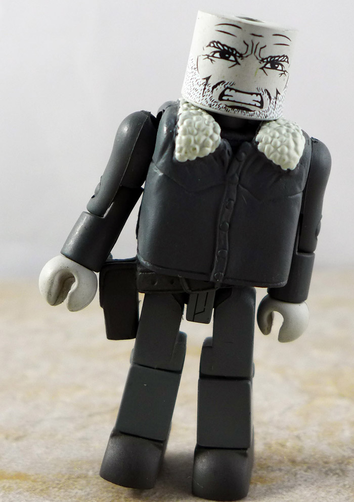 Winter Coat Dale Partial Loose Minimate (Halloween ComicFest Two-Pack)