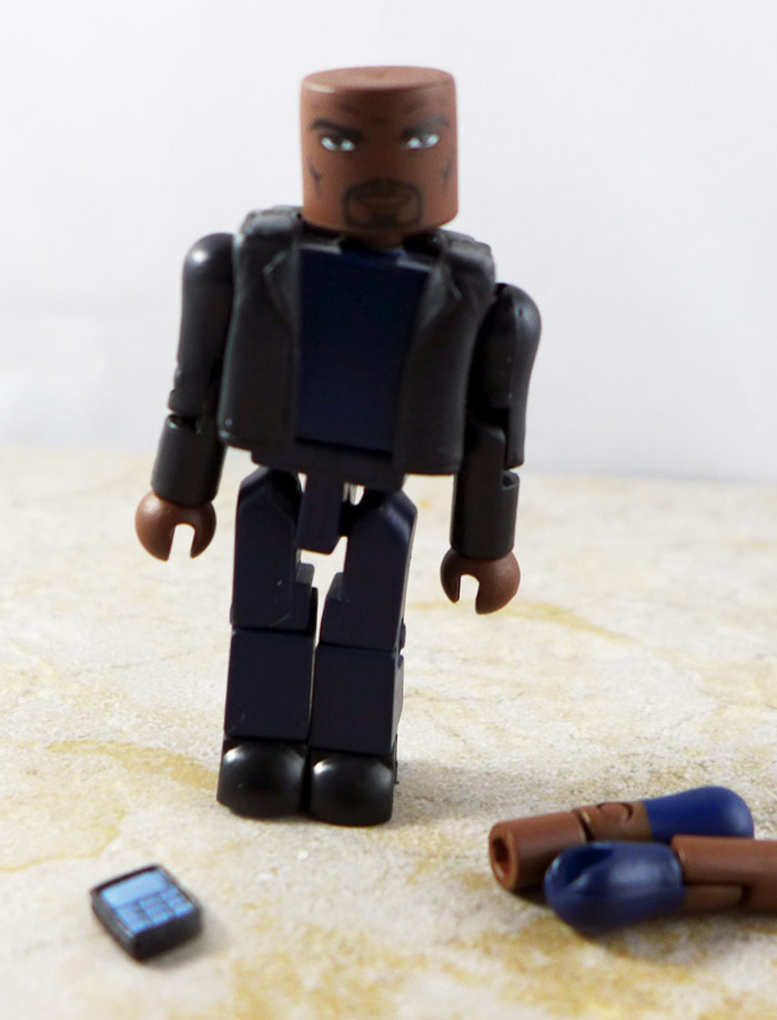 Luke Cage Loose Minimate (Jessica Jones Netflix Box Set)