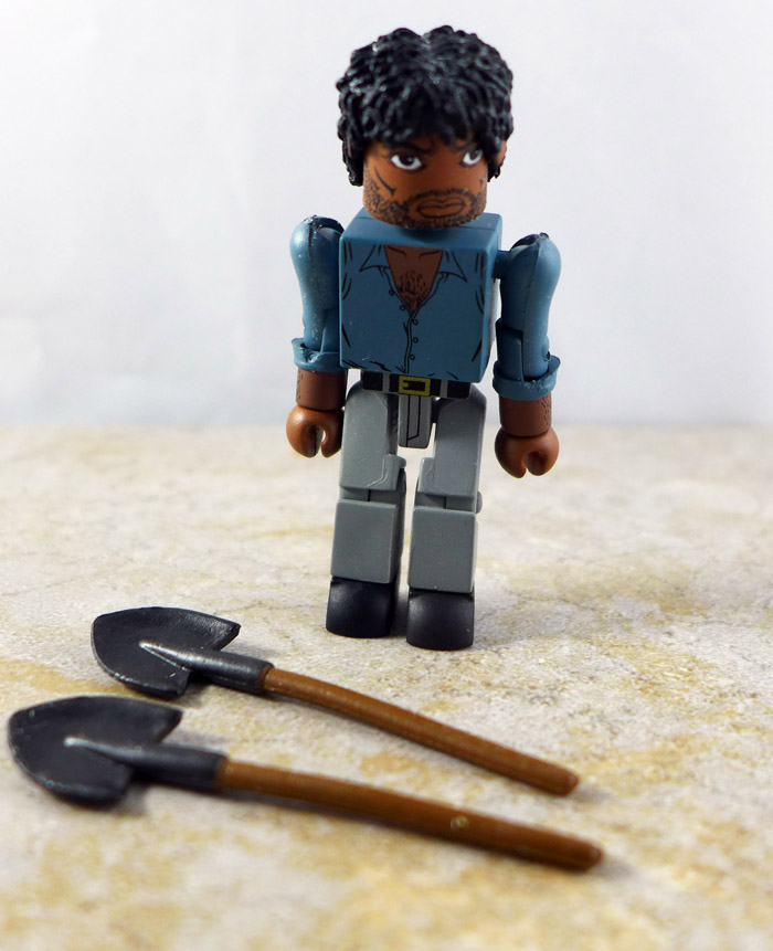 Morgan Loose Minimate (TRU Walking Dead Wave 2)