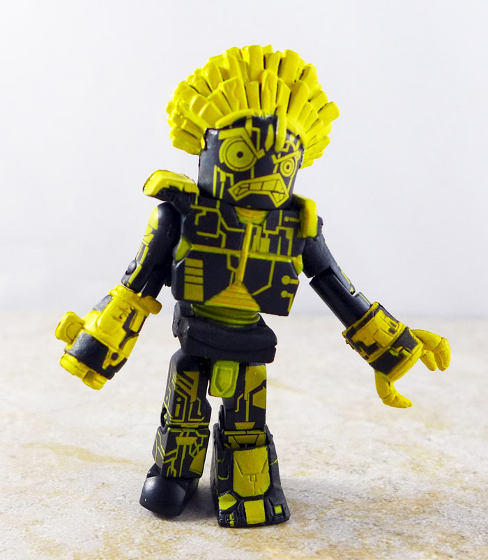 Warlock Partial Loose Minimate (TRU Wave 9)