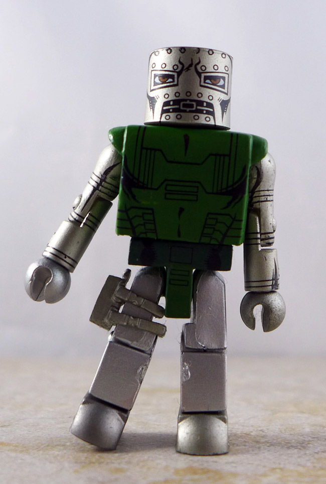 Dr. Doom Partial Loose Minimate (Secret Wars Box Set)