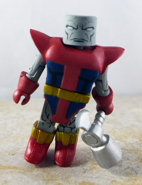 Terrax Partial Loose Minimate (Heralds of Galactus Box Set)