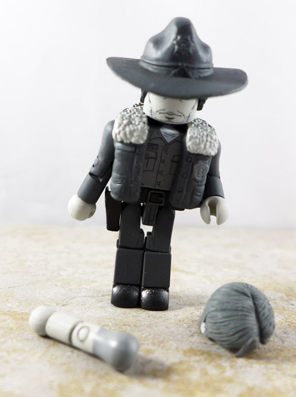 Days Gone By Rick Grimes Partial Minimate (Days Gone By Box Set)