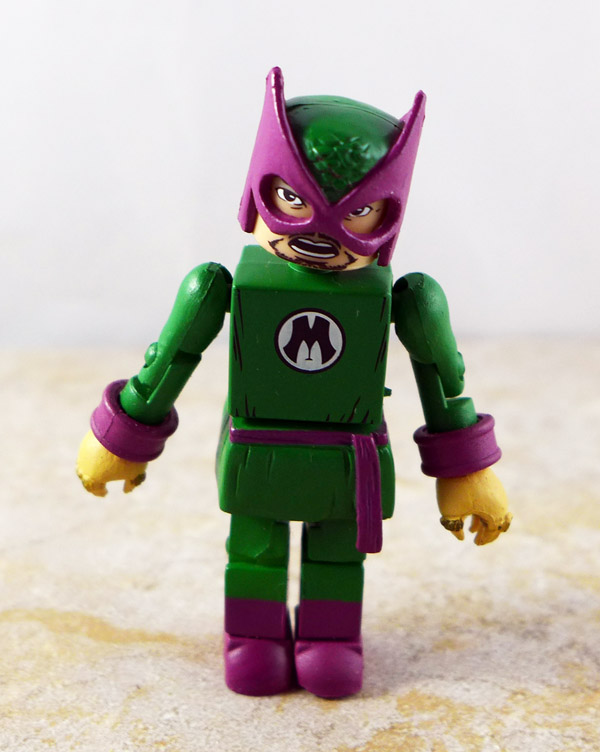 Mandarin Partial Custom Loose Minimate (Wave 36)