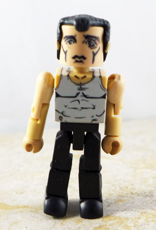 Tank Top Rocky Custom Loose Minimate (First Date Rock & Adrian Two-Pack)