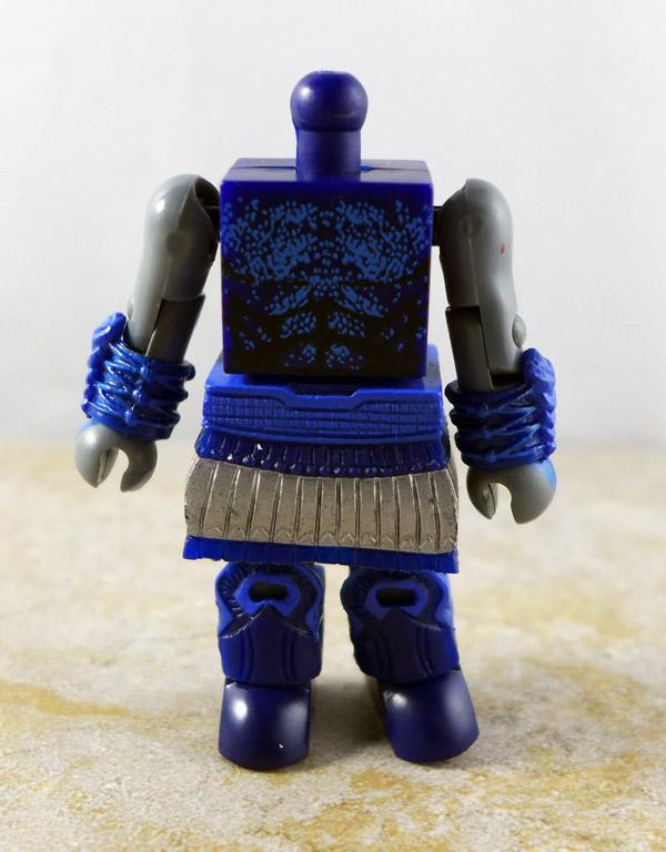 Ares Partial Loose Minimate (DC Minimates Series 3)