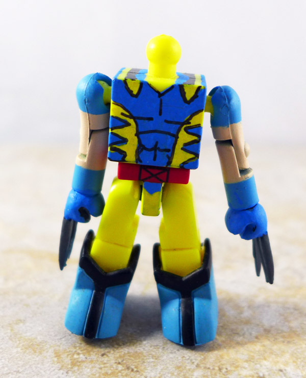 Wolverine Custom Painted Loose Minimate