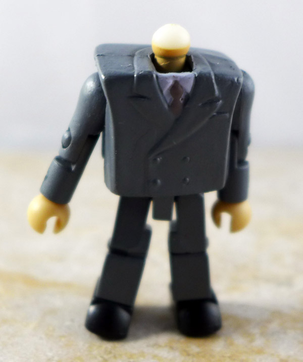 Howard Stark Partial Loose Minimate (Wave 40)