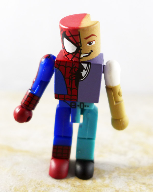 Peter Parker/Spider-Man Partial Loose Minimate (Wave 2)