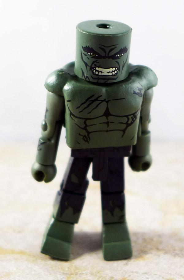 Battle Damaged Hulk Partial Loose Minimate (Wave 22)