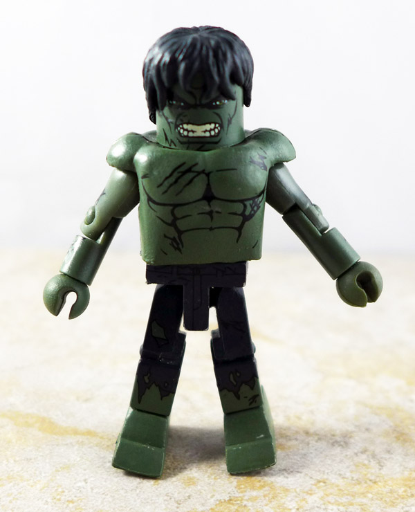 Battle Damaged Hulk Loose Minimate (Wave 22)