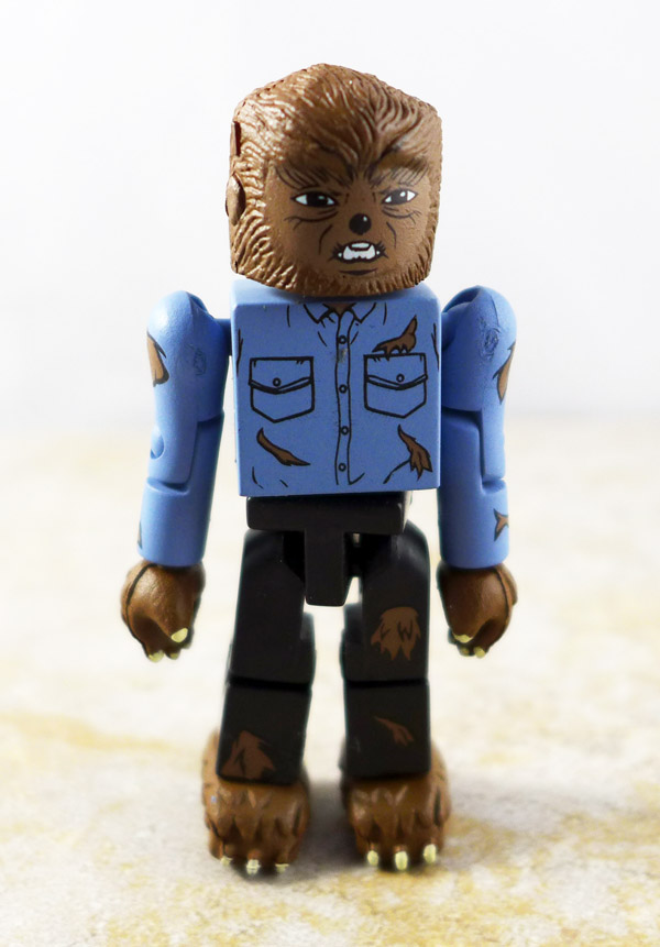 Wolf Man Loose Minimate (The Wolf Man Box Set)