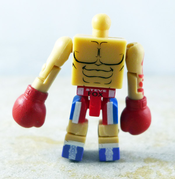 Steve Partial Loose Minimate (Street Fighter X Tekken Series 1)
