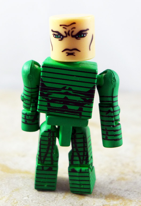 Lex Luthor Partial Loose Minimate (DC Minimates Series 1)