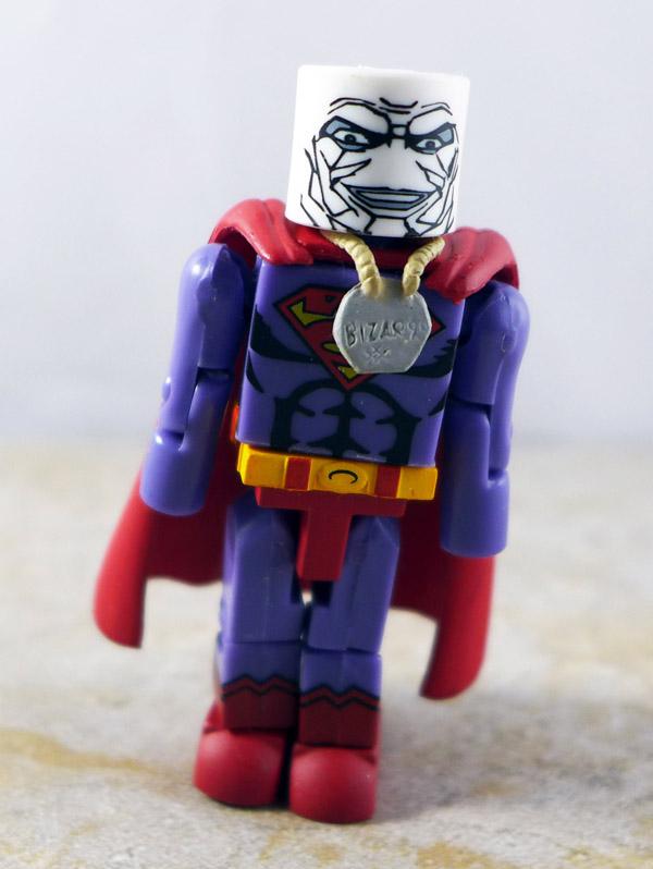 Bizarro Partial Loose Minimate (DC Minimates Series 6)