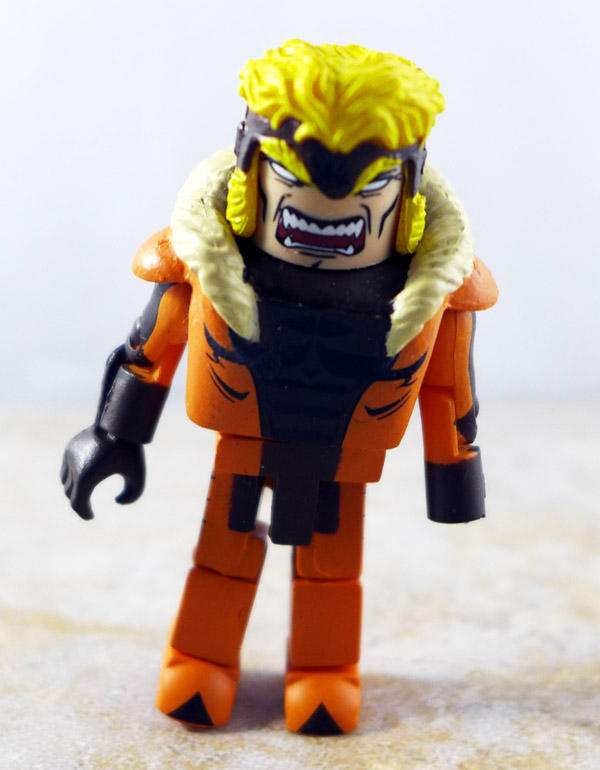 Sabretooth Partial Loose Minimate (Wave 28)