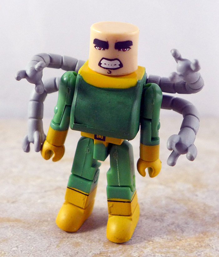 Doctor Octopus Partial Loose Minimate (Wave 4)