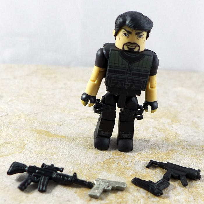 Barney Ross Loose Minimate (Expendables Box Set - TRU)