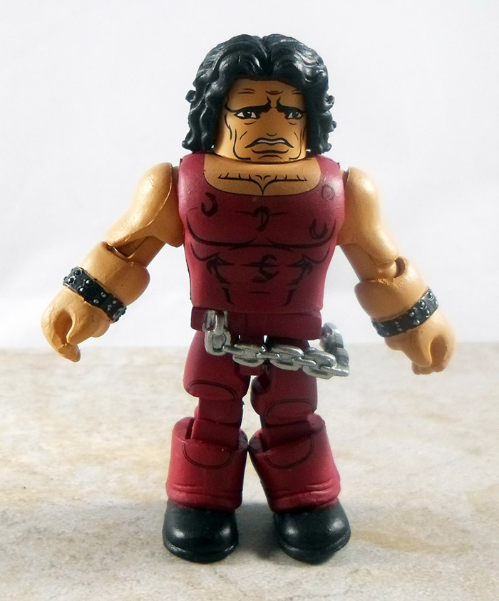 Hugo Loose Minimate (Street Fighter X Tekken TRU Series 2)