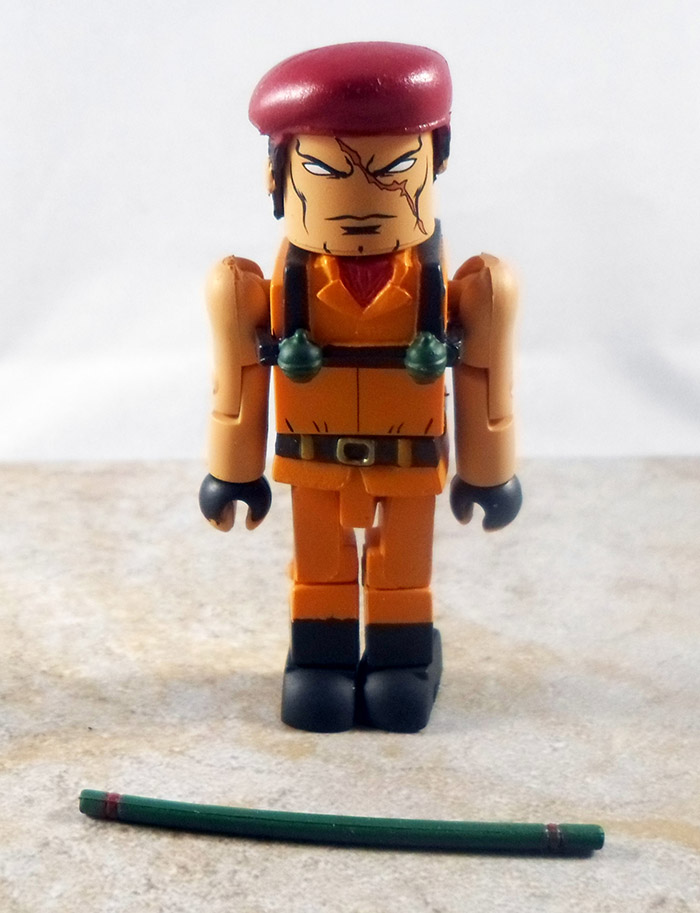 Rolento Loose Minimate (Street Fighter X Tekken TRU Series 2)