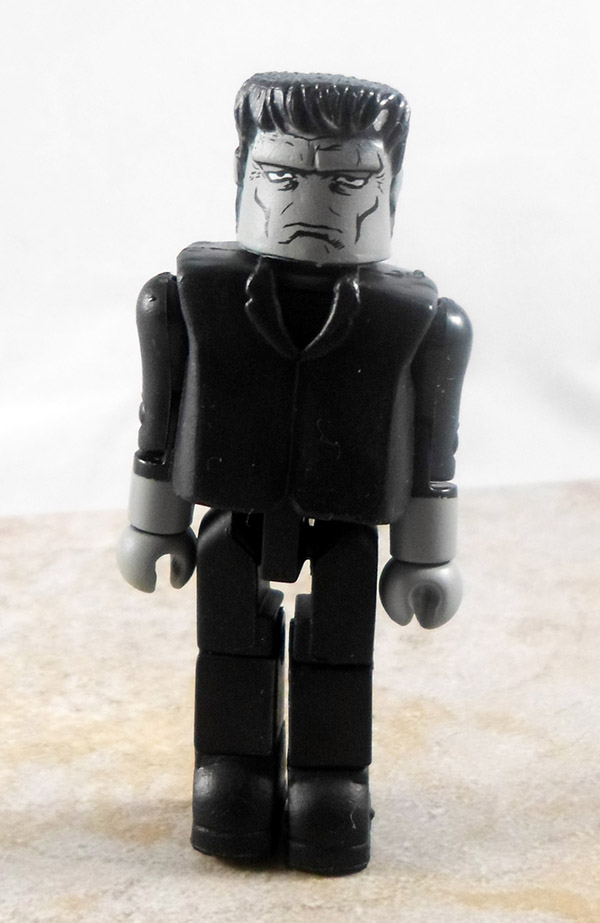 Frankenstein's Monster (Black & White) Loose Minimate (Universal Monsters TRU Wave 2)