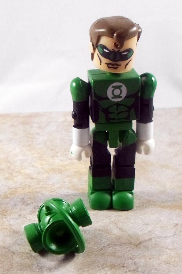 Green Lantern Hal Jordan Loose Minimate (DC Minimates Series 1)