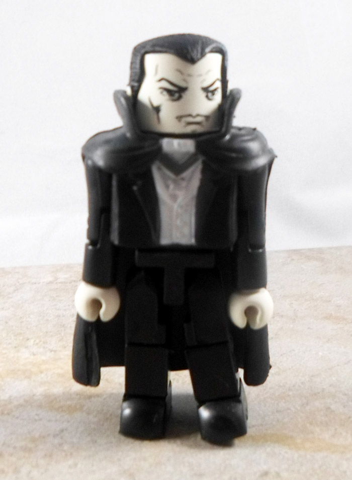 Dracula (Black & White) Loose Minimate (Universal Monsters TRU Wave 2)
