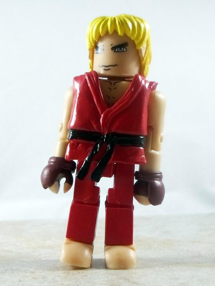 Ken Loose Minimate (Street Fighter X Tekken Series 1)