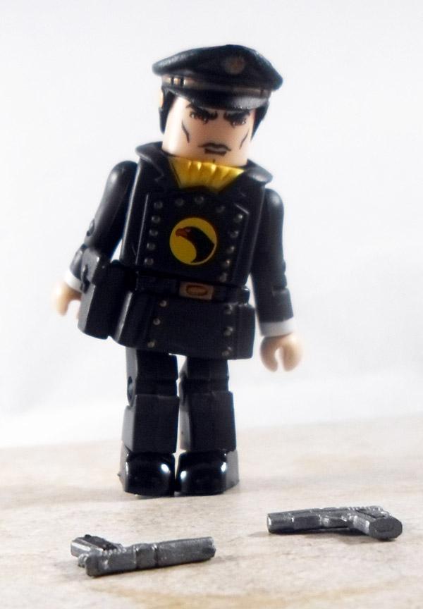 Blackhawk Loose Minimate (DC Minimates Series 6)